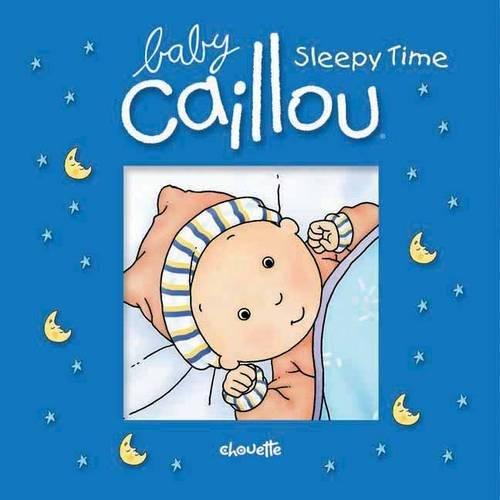 Baby Caillou: Sleepy Time: Bath book