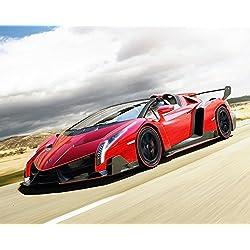 Lamborghini Veneno Poster Car Poster Wall Decoration High Quality 16x20