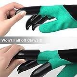 Garden Genie Gloves with Claws(2019