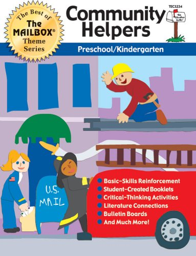 Mailboxes St Louis - THE MAILBOX BOOKS THEME BOOK COMMUNITY HELPERS
