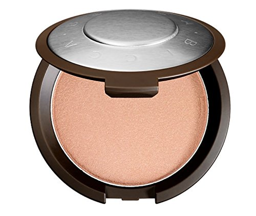 BECCA Shimmering Skin Perfector Pressed Highlighter 0.28 oz/ 8.5 mL (Prosecco Pop)