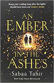 An ember in the ashes book 2