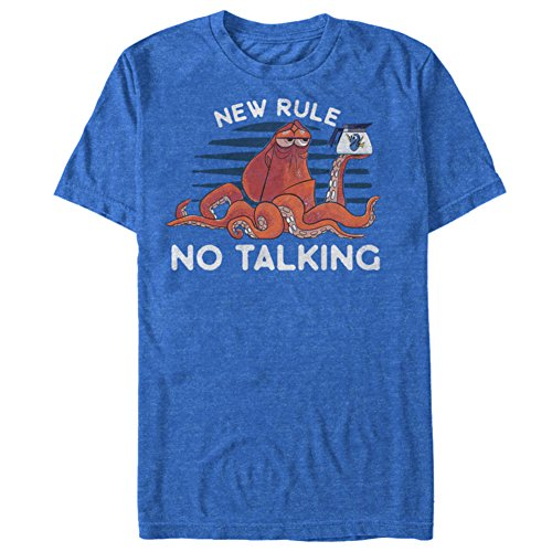 Finding Dory- New Rule T-Shirt Size L (Disney Clothing For Adults)