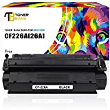 Toner Bank 1 Pack Replaces 26A (CF226A) Toner Cartridge Compatible m426fdn M426 M426fdw for HP Laserjet Pro M402dw Mfp M426fdw M426fdn Black Toner Cartridge