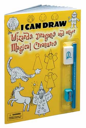 Download I Can Draw Wizards, Dragons and other Magical Creatures pdf epub