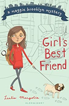 Girl's Best Friend (Maggie Brooklyn Mystery Book 1) by [Margolis, Leslie]
