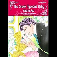 The Greek Tycoon's Baby: Harlequin comics
