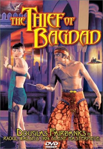 Bagdad Music Book - The Thief of Bagdad