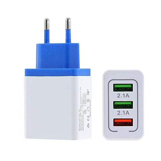 Flushzing Teléfono de reemplazo forAndroidTravel 3 USB ...