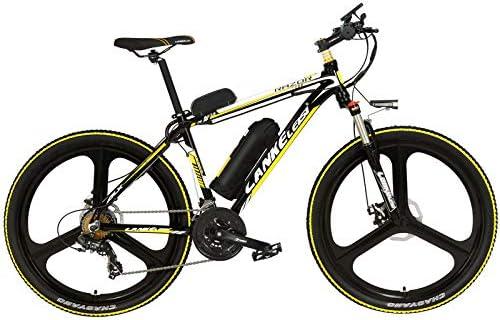 LANKELEISI MX3.8Elite Bicicleta de montaña de 26