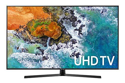 Samsung 65' Pantalla UN65NU740DFXZA Ultra HD Smart LED TV 4K con diseño ULTRA Delgado FUNCIÓN...