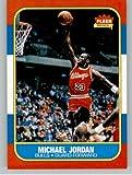 Michael Jordan Rp 1986 Fleer Rookie