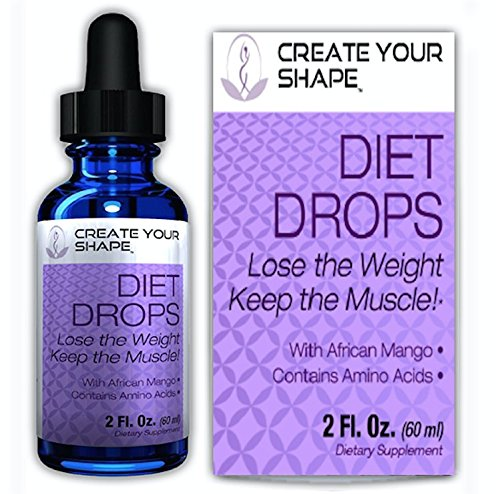 Create Your Shape DIET DROPS product image