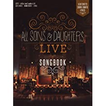 All Sons and Daughters LIVE Print Songbook