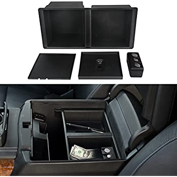 Avalanche Truck 2016 >> Amazon.com: Center Console Insert Organizer Tray Storage Box For Cadillac Escalade 2015 2016 ...