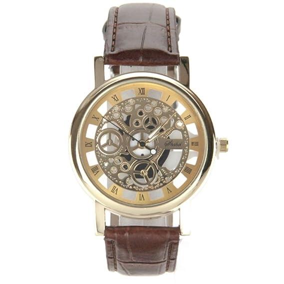 Reloj Esqueleto Hombre Vintage My-Montre