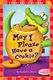 May I Please Have A Cookie? (Turtleback School & Library Binding Edition) (Scholastic Reader: Level 1)