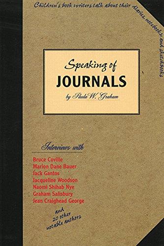 Speaking of Journals