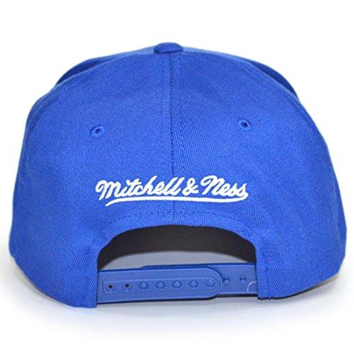 Talla Azul Gorra única béisbol Ness de Azul Mitchell Hombre amp; para zqAwWq14