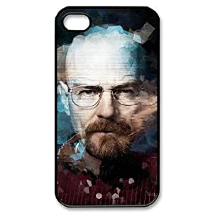 LGLLP Breaking bad Phone case For Iphone 4/4s [Pattern-1]