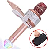 KaraoKing Wireless Microphone System, Pink, E106 2.0 (EP1)