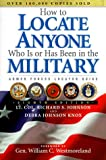 How to Locate Anyone Who Is or Has Been in the Military, Richard S. Johnson and Debra Johnson-Knox, 1877639508