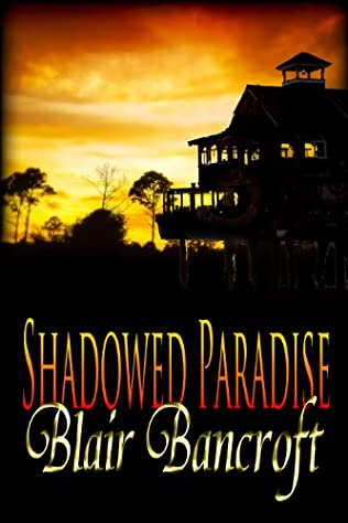 book cover of Shadowed Paradise