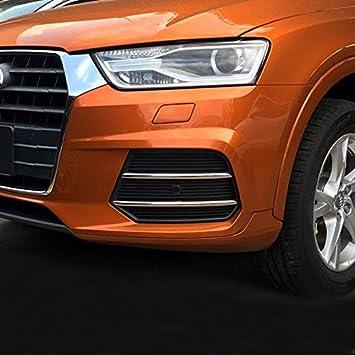 ABS luz antiniebla delantera lámpara de coche 4 piezas para coche accesorios: Amazon.es: Coche y moto