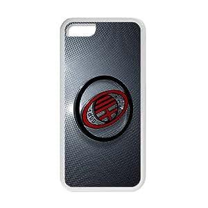 Cool-Benz soccer logos AC Milan football teams Football Logos Phone case for iPhone 4/4s