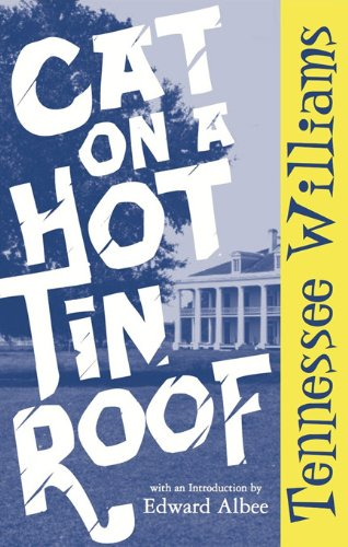 Cat on a Hot Tin Roof (New Directions Paperbook) (Series 0 Tin)
