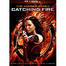The Hunger Games: Catching Fire (DVD + UltraViolet Digital Copy) by Lionsgate