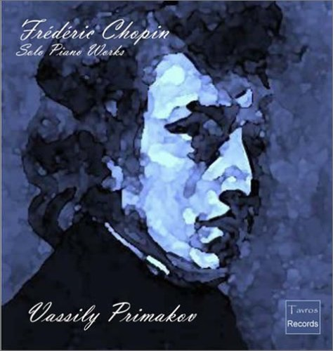 Frederic Chopin Solo Piano Works