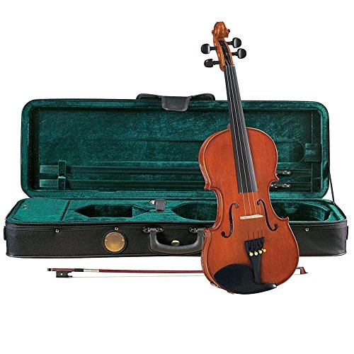 Cremona SV-200 Premier Student Violin Outfit - 4/4 Size by Cremona