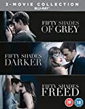 Fifty Shades Freed 3-Movie Boxset (Blu-Ray) [2018] [Region Free]