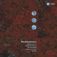Rachmaninov: Symphonies 1-3, Symphonic Dances; Isle of the Dead; Scherzo in D