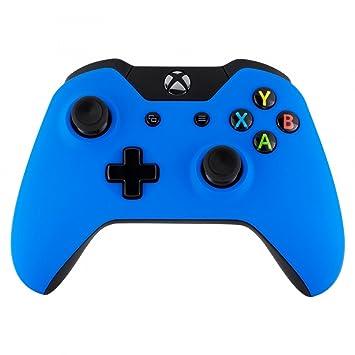 eXtremeRate® Funda Carcasa Frontal Cubierta Shell Superior Antideslizante Material Esmerilado para Mando inalambrico Xbox One (Material Esmerilado ...