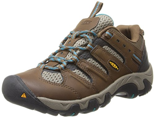 Appassionato Di Scarpe Da Hiking Koven Da Donna Dark Earth / Capri Breeze