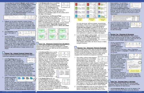 microsoft visio 2013 professional  u0026 standard first look
