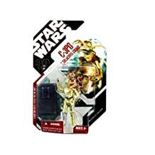 Hasbro Star Wars Saga 2008 30Th Anniversary Wave 2 Action Figure C-3P0 With Salacious Crumb