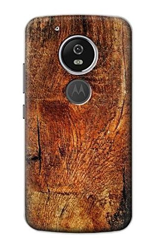 buy online 589b9 1aede Amazon.com: R1140 Wood Skin Graphic Case Cover for Motorola Moto G6 ...