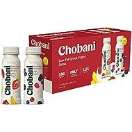 Evaxo Low-Fat Greek Yogurt Drink Variety Pack (7 oz., 12 pk.) #N