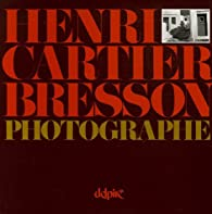 Photographe par Henri Cartier-Bresson