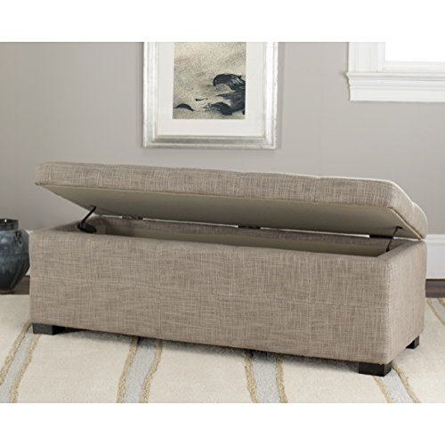 Upholstered Wide Bench - 1