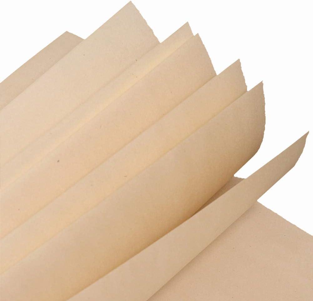10 St/ücke QJiang Chinesische Kalligraphie Tinte Papier Handgefertigt in traditioneller Technik Maobian Antikstil Halbe Reife Reispapier f/ür Pinsel Schreiben Aquarell Zeichnung Malerei Kanji Praxis