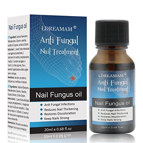 Treatment Of Fungal Infection Of Nail