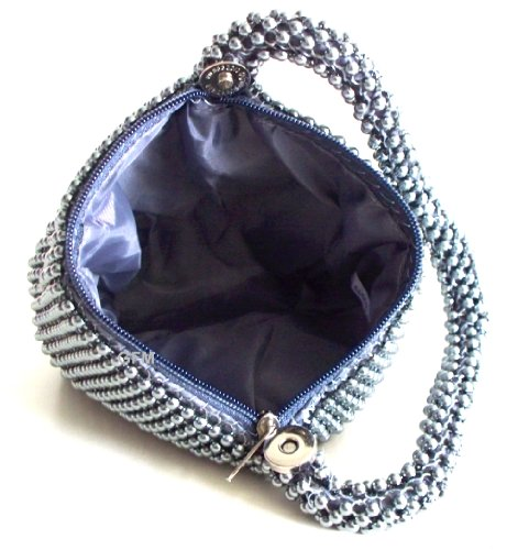 Little Purse hlnl Clutch Evening Gfm Beaded bp Pouch 11 Bag Wrist dnwZO0R0q
