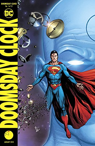 DOOMSDAY CLOCK #1 (OF 12) FRANK VARIANT (Release Date 11/22/17)