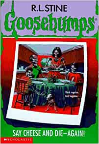 Where can e-books by the author RL Stine be read - Answers