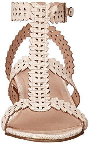 Hepburn kensie Heeled Women Sandal Nude qw7xxYvXZ