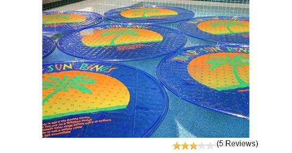 SolarSunRings x5 Calentadores de Piscina Anillos Solares Oferta 2X Gratis
